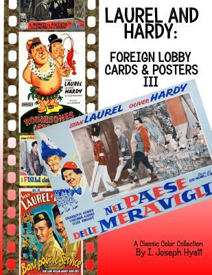 Laurel and Hardy Foreign Lobby Cards and Posters
