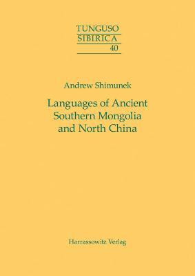 Languages of Ancient Southern Mongolia and North China