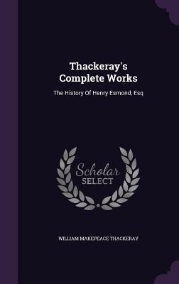 Thackeray's Complete Works