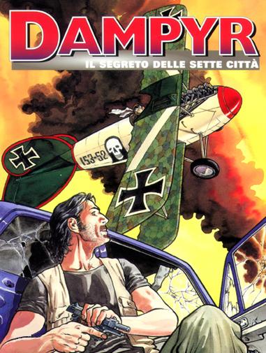 Dampyr vol. 22