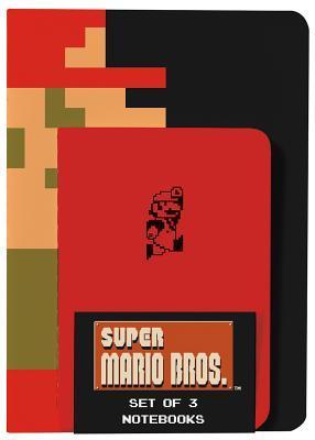 Super Mario Brothers Notebooks