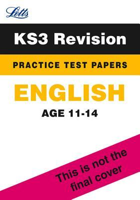KS3 English Practice Test Papers (Letts KS3 Revision Success)