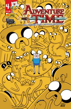 Adventure Time n. 4