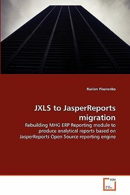 JXLS to JasperReports migration