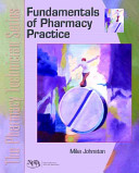 The pharmacy technician series