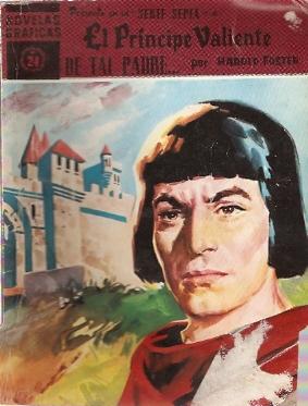 El Príncipe Valiente #24 (de 37)