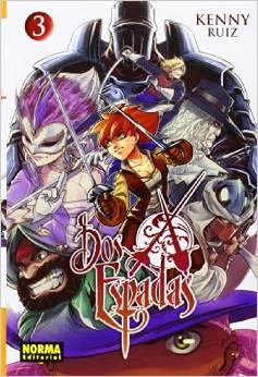 Dos espadas #3