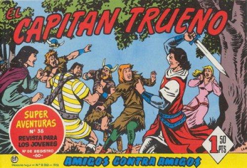 El Capitán Trueno #81