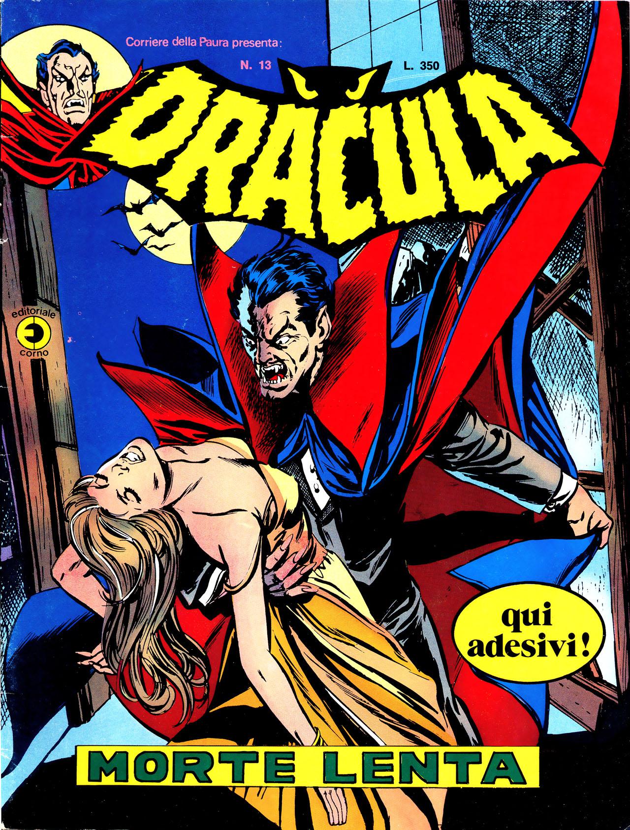 Dracula n. 13
