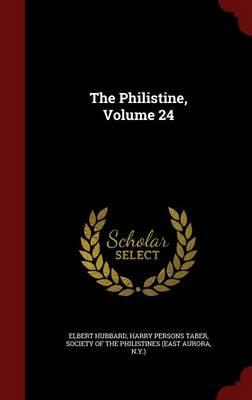 The Philistine, Volume 24