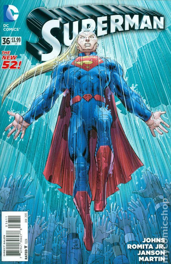 Superman Vol.3 #36