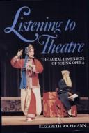 Listening to Theatre