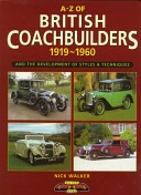 A-Z of British Coachbuilders 1919-1960