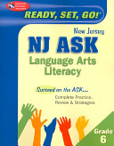 NJ ASK Grade 6 Language Arts Literacy (REA)