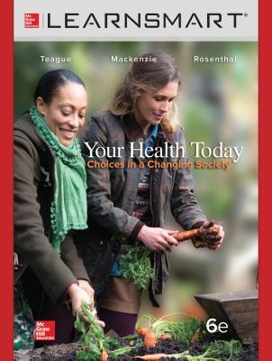 Your Health Today Learnsmart Access Card