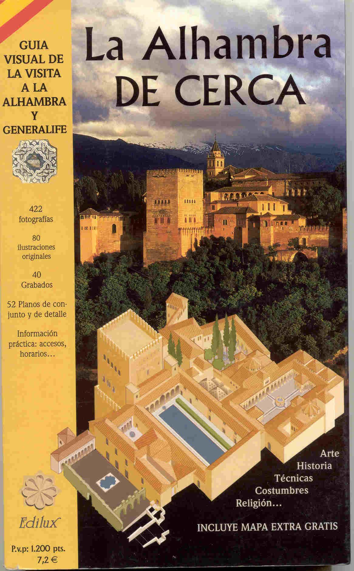 La Alhambra de cerca