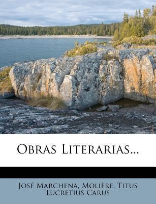 Obras Literarias.