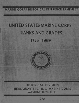 United States Marine Corps Ranks and Grades, 1775-1969