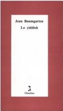 Lo yiddish