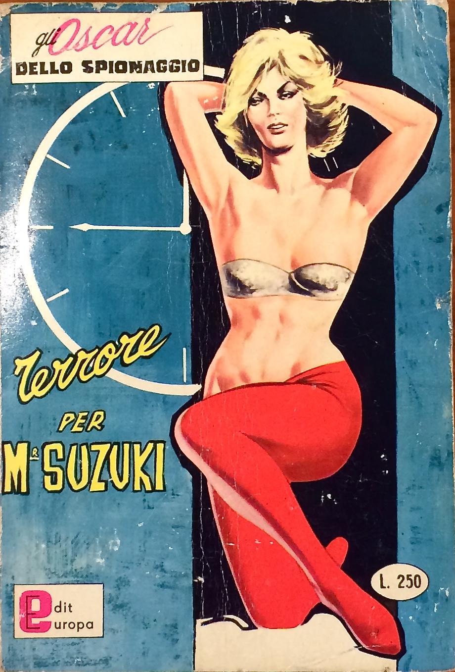 Terrore per Mr. Suzuki