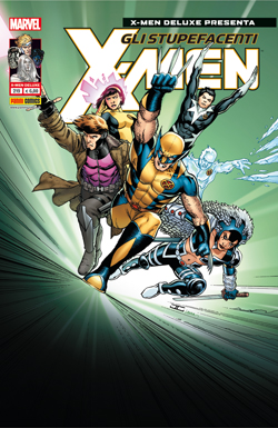 X-Men Deluxe Presenta n. 219
