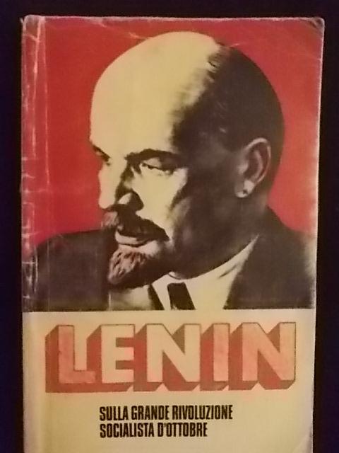 Sulla grande rivoluzione socialista d'ottobre