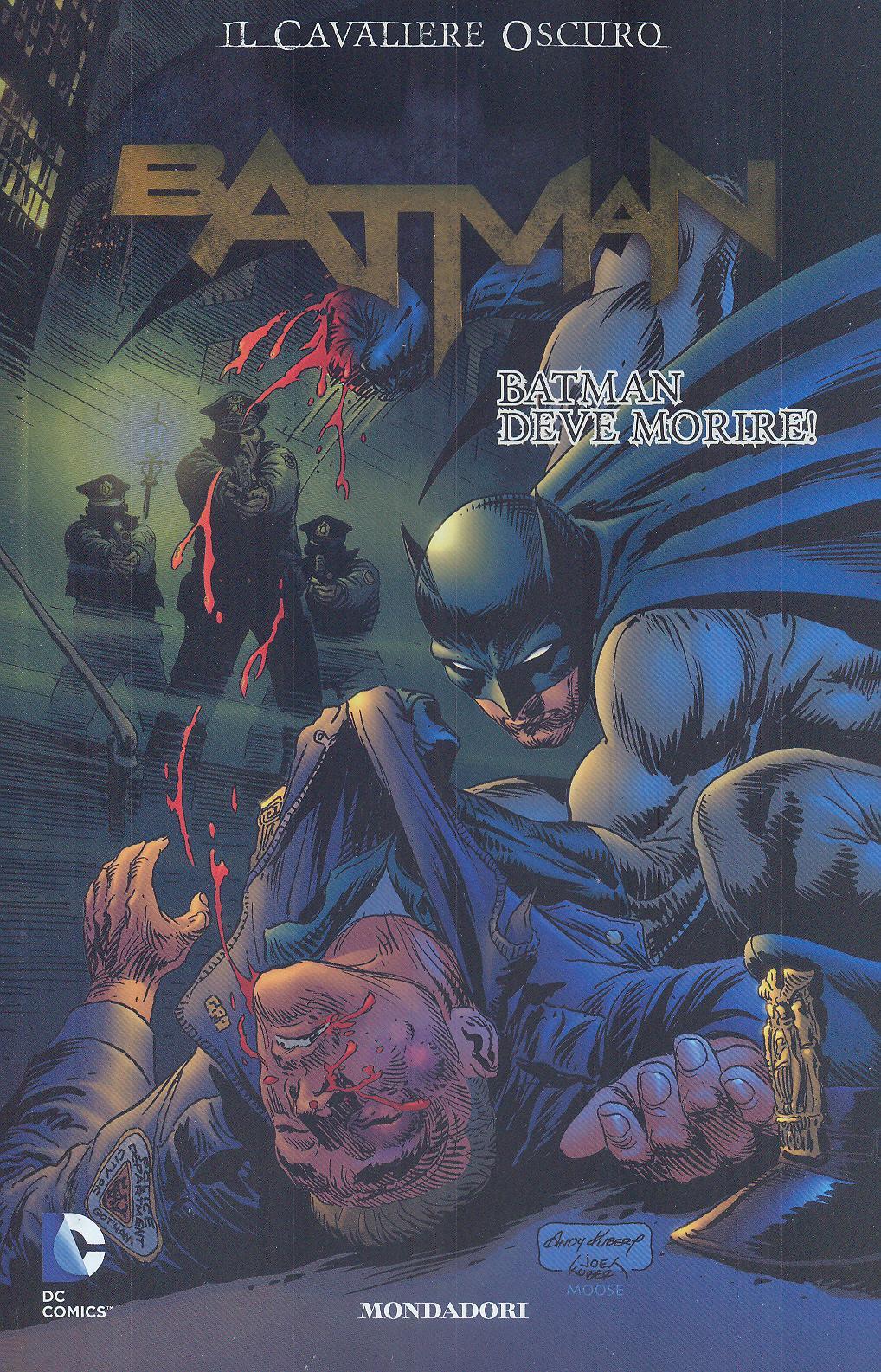 Batman il cavaliere ...