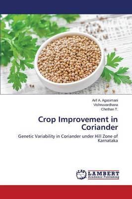 Crop Improvement in Coriander