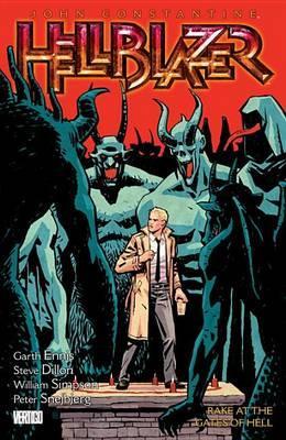 John Constantine, Hellblazer 8