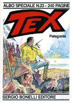 Tex Albo speciale n. 23