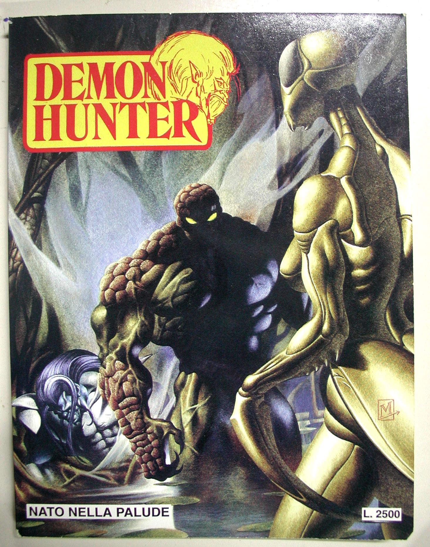 Demon Hunter n. 19
