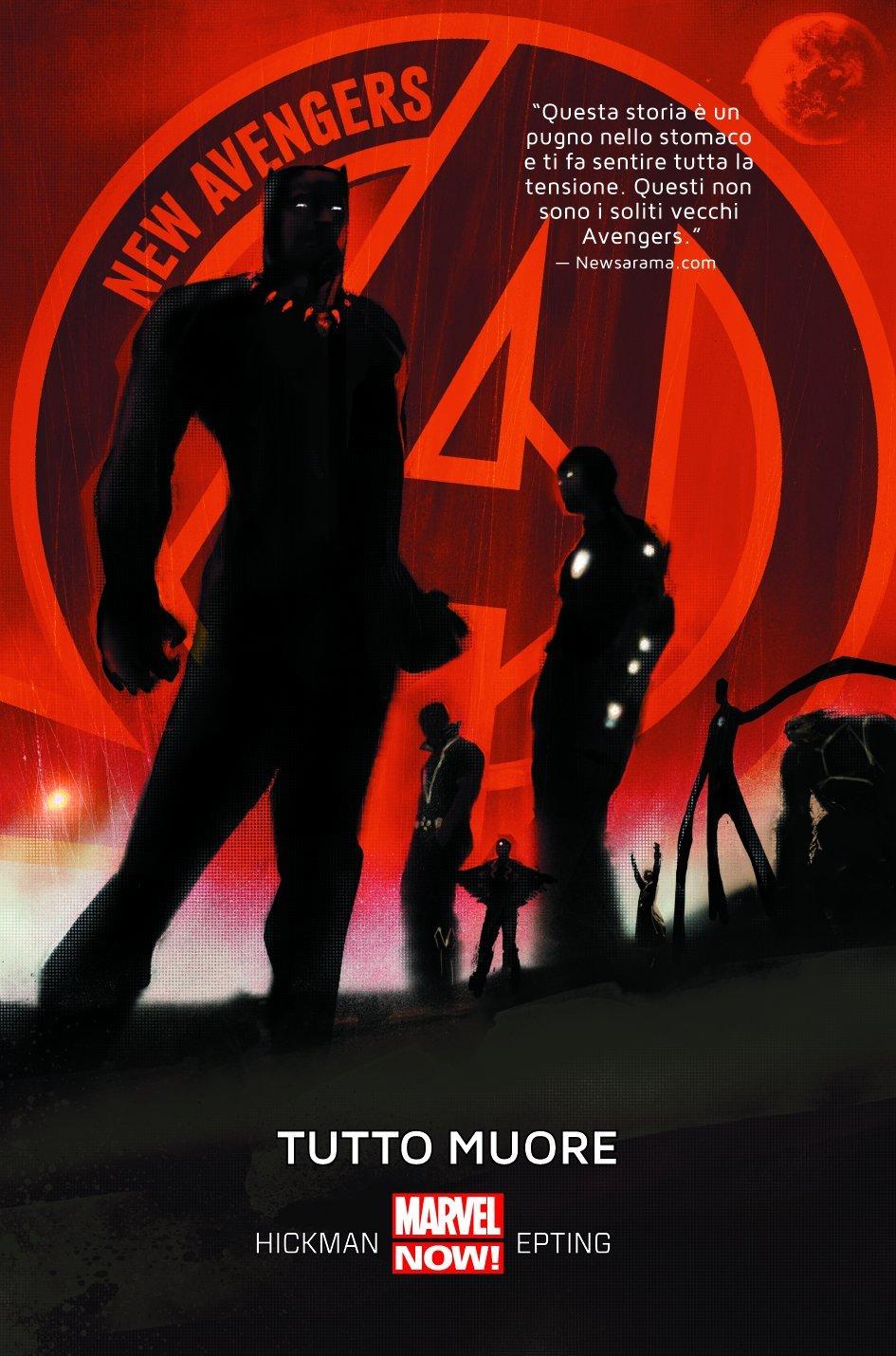 New Avengers vol. 1