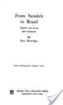 From Sanskrit to Brazil