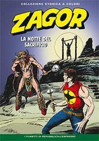 Zagor collezione storica a colori n. 124