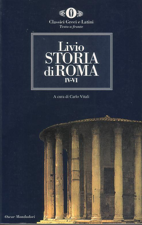 Storia di Roma. Libr...