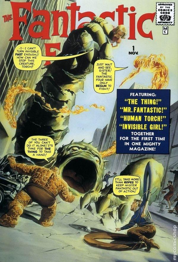 Fantastic Four Omnib...