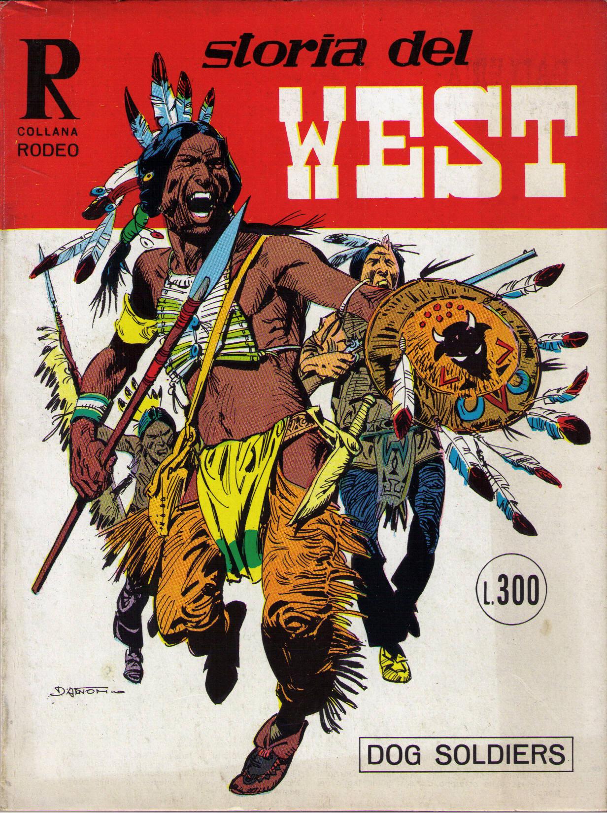 Storia del West n. 38 (Collana Rodeo n. 87)