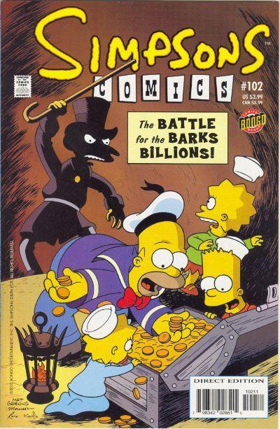 Simpsons Comics n. 9...