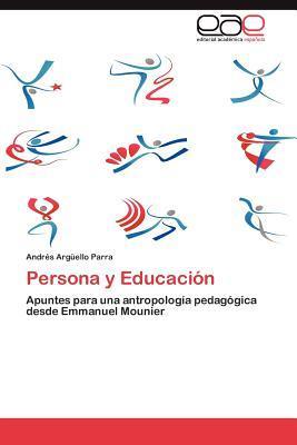 Persona y Educación