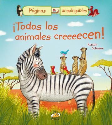 ¡Todos los animales creeeecen!/ All The Animals Are Growing Up!