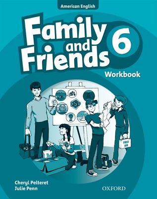 Family and Friends American Edition