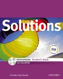 Solutions Intermediate: Student's Book with MultiROM Pack