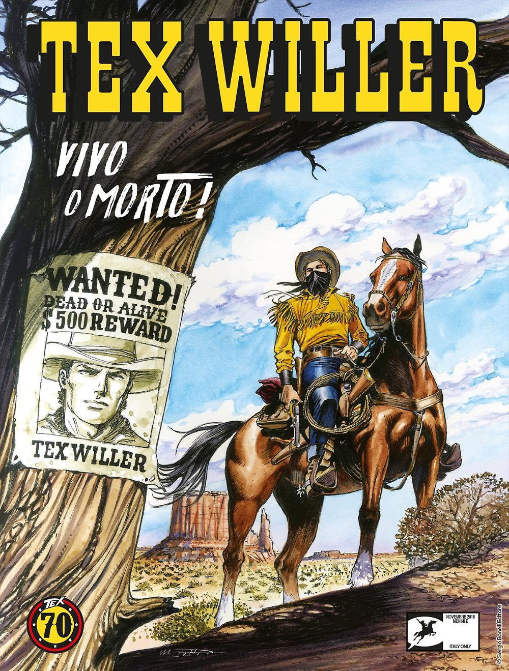 Tex Willer n. 1