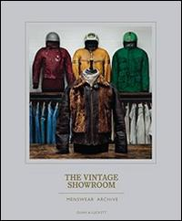 The vintage showroom. Menswear's archive. Ediz. italiana