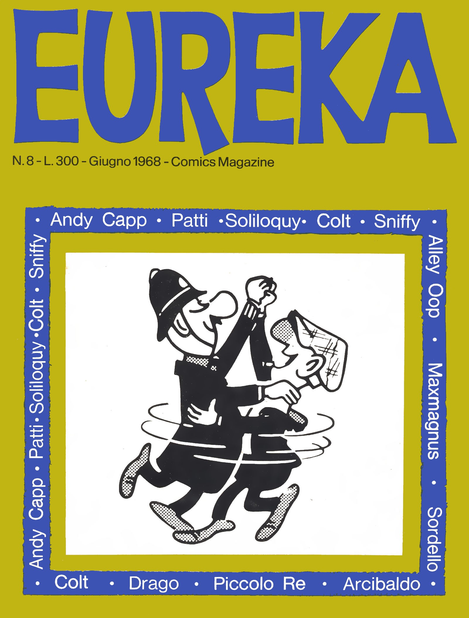Eureka [comics magaz...
