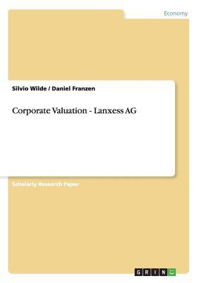 Corporate Valuation - Lanxess AG