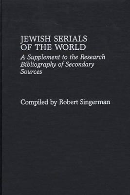 Jewish Serials of the World