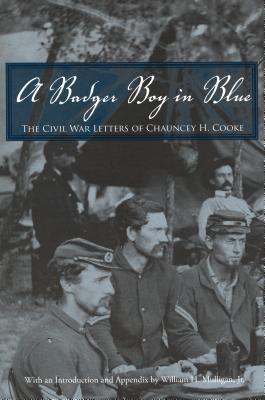 A Badger Boy in Blue