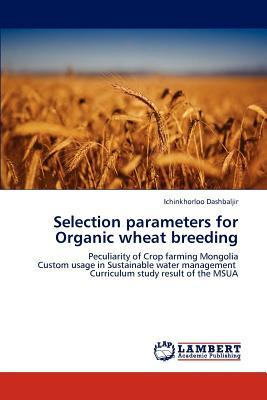 Selection parameters for Organic wheat breeding
