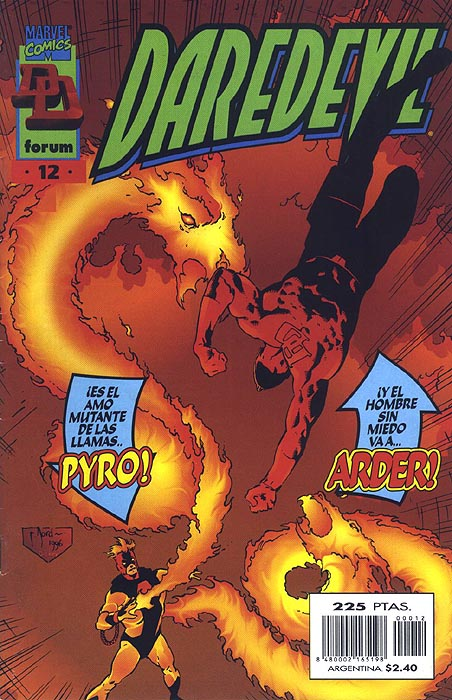 Daredevil Vol.2b #12...